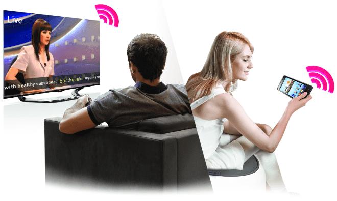 Цифровое телевидение на смартфоне и планшете